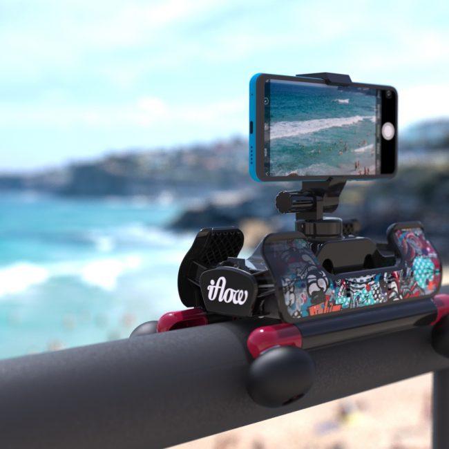 Phone camera rig iflow