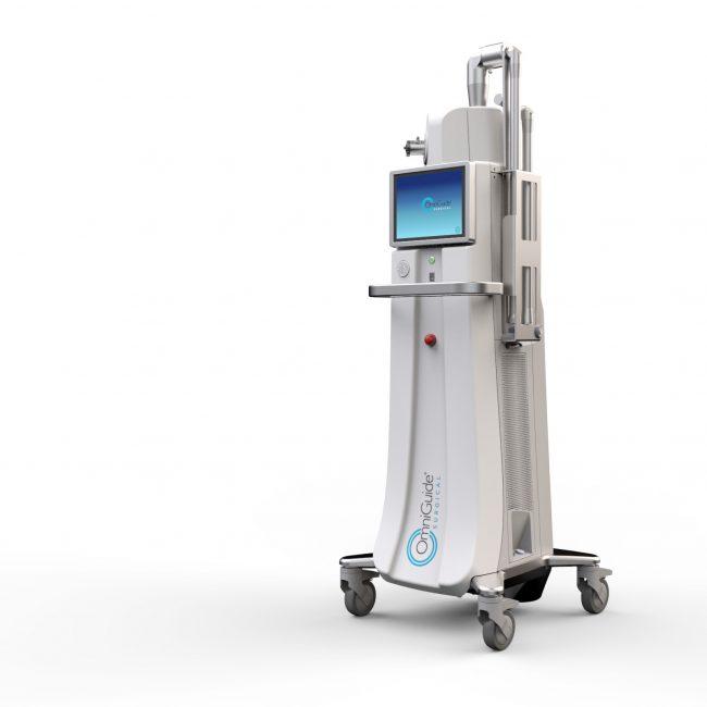 Design industriel de console medical